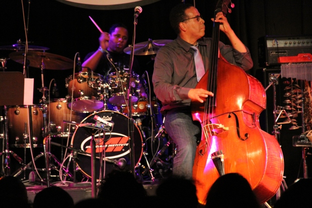 Grammy Award Winning Stanley Clarke, Honorary Doctor of Music-MI at 2012 scholarship event