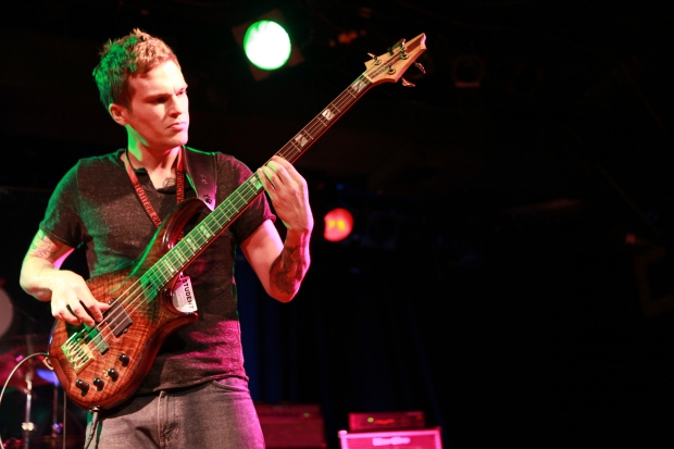 FIRST PRIZE: Alexander Seling. Tuition credit of $1,000.00, and a new ESP LTD Bass