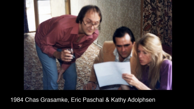 1984 Grasamke Paschal