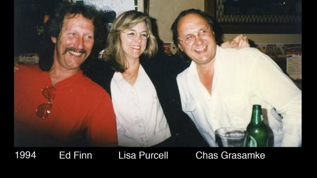 1994 Finn Purcell Grasamke