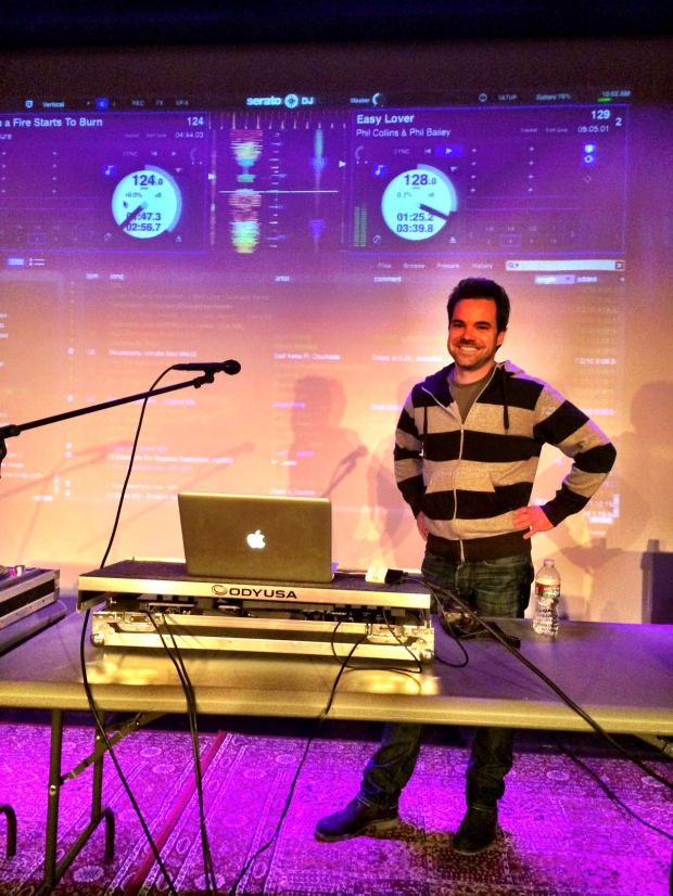 DJ Sputnik at The Grammy Museum