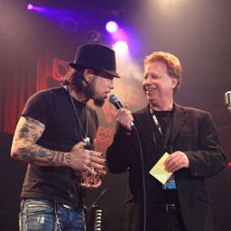 2011 with Dave Navarro