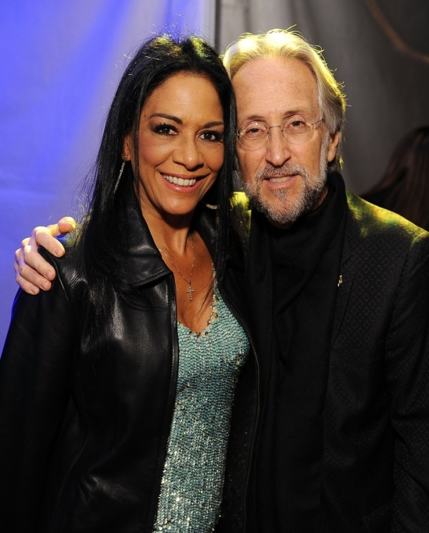 With Neil Portnow, President of The Recording Academy