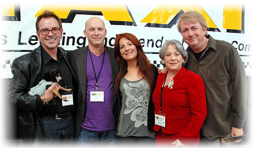 Dan Kimpel - Moderator, Tony Van Veen - CEO, Discmakers and CD Baby, Ariel Hyatt - President, Ariel Publicity, Debra Russell - Life coach, Bob Baker - Author at TAXI's Road Rally
