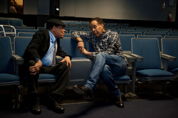 Al Jarreau and Stanley Clarke