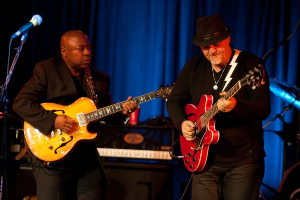 Paul Jackson Jr. and Frank Gambale
