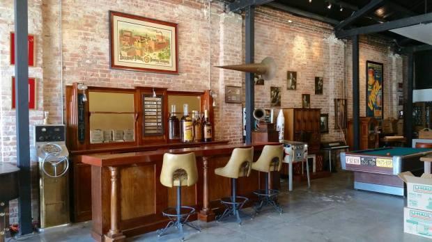The Americana Lounge 1553 Cahuenga, near Selma Ave.